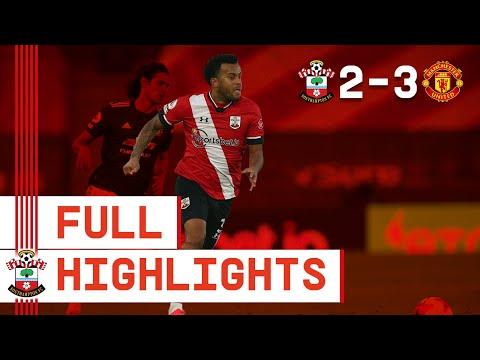 HIGHLIGHTS: Southampton 2-3 Manchester United | Premier League