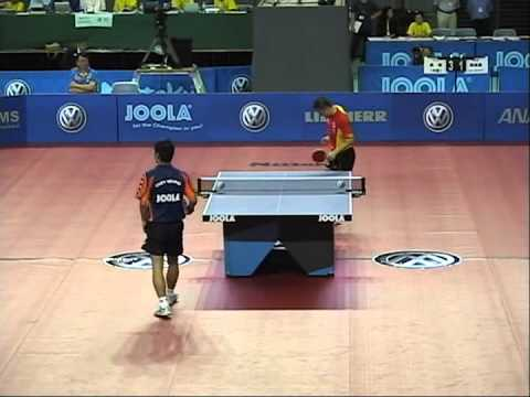Funny Table Tennis! Ma Lin
