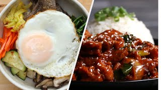 5 Flavorful And Tasty Korean-Inspired Dinners • Tasty by Tasty