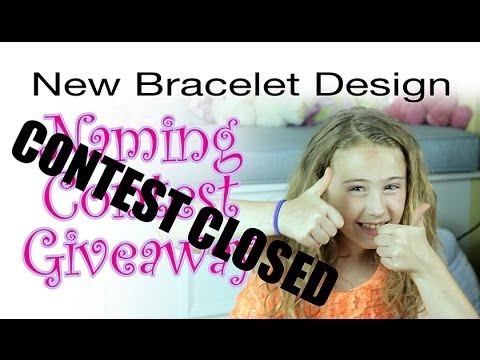 NEW Rainbow Loom Design- Naming Contest Giveaway CLOSED