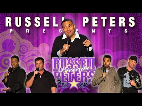 Russell Peters Presents - Trailer