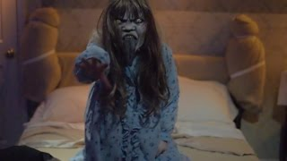 Nonton The Exorcist Full Haunted House Maze  Halloween Horror Nights 2016  Universal Studios Hollywood Film Subtitle Indonesia Streaming Movie Download