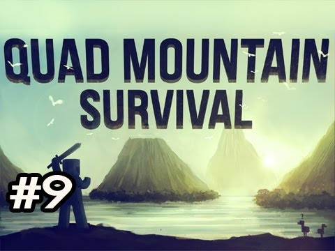 Minecraft: Quad Mountain Survival w/Nova Ep.9 - THE WORST THING THAT COULD HAPPEN Video