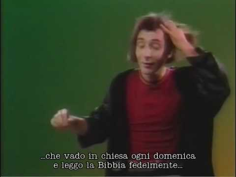 Emo Philips - Religion (1985, official sub ita)