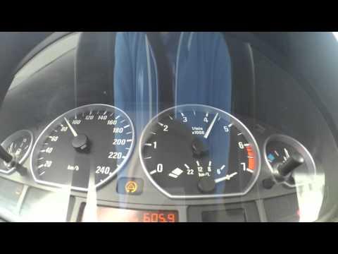 BMW E46 330 Short Diff (3.38) by Xiaomi Sports Cam
