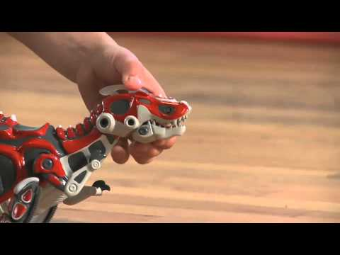 Blazor roboter