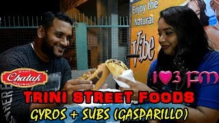 Gyros & Subs in Gasparillo!