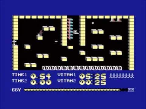 Commodore 16/Plus4 - Mr Puniverse - Longplay