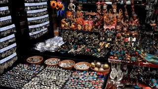 Download Video Shopping market in ubud, bali, indonesia MP3 3GP MP4