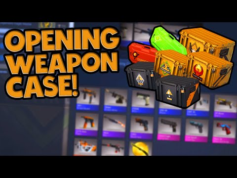opening - Counterstrike Global Offensive Weapon Case opening. If you Like and comment you have once chance to win a skin but if you share it on twitter and tweet me you have 3 chances to win one of the...