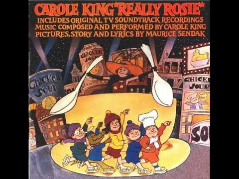 Tekst piosenki Carole King - Really Rosie po polsku