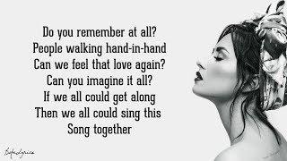 Download Video Demi Lovato - Together (Lyrics) feat. Jason Derulo MP3 3GP MP4