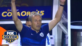 Is Jurgen Klinsmann coaching for his job at Copa America? by FOX Soccer