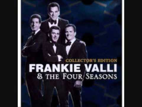 Frankie Valli and The Four Season - Candy Girl (видео)