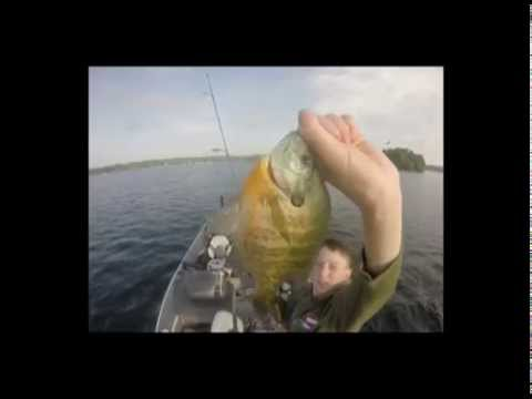 August 2014 Summer Tips For Crappie & Bluegill  Fishing
