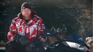3. TEST RIDE: 2013 ARCTIC CAT XF800