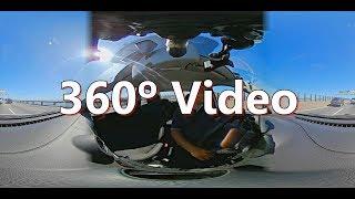Iniciando aqui uma série de videos 360º mostrando um pouco do dia a dia de quem labuta no Rio de Janeiro. utilizado camera...