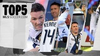 Robbie Keanes schönste Szenen in der MLS