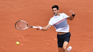 On Friday, former world No. 1 men's tennis player Novak Djokovic got into a heated argument with an umpire, at one point telling the man