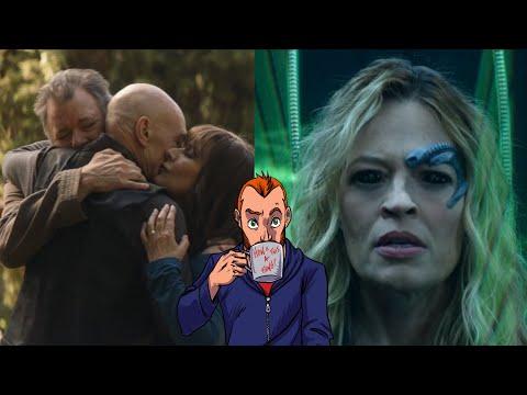 Rambling about Star Trek: Picard Episodes 7 & 8 | Nepenthe & Broken Pieces