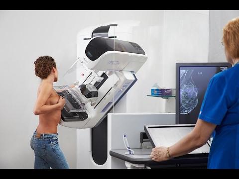 Рак молочной железы: диагностика