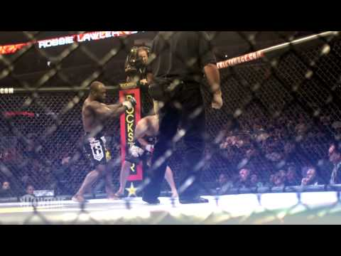 Strikeforce LA Fight Previews  Robbie Lawler Babalu Sobral Marius Zaromskis Cyborg Bobby Lashle