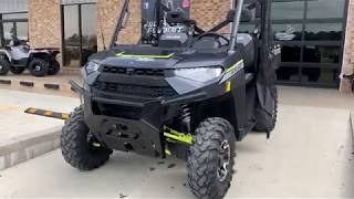 6. 2019 Polaris Ranger XP 1000 EPS Ride Command