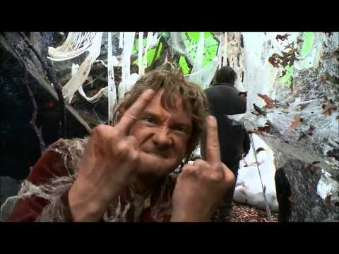 Bilbo - This is the extras are from the Extended Edition of