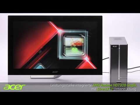 Acer Aspire XC100 / XC600 Small-Form-Factor Desktops-PCs