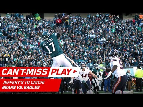 Video: Blount's Big Hurdle Leads to Wentz & Jeffery's TD Connection! | Can't-Miss Play | NFL Wk 12