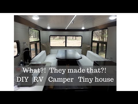 Camper Offroad Home Made Luxury - igocamp.org - tiny house