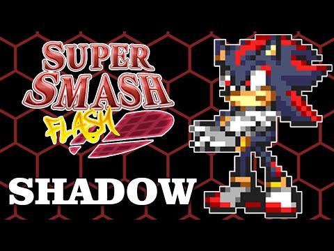 Super Smash Flash - Shadow Adventure Mode Very Hard