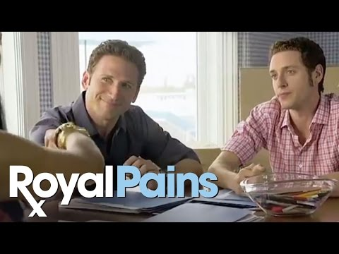 Royal Pains 2.18 Clip 2