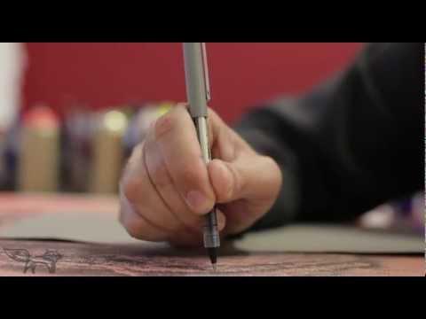 The Art of Fox - Webisode 1 - Warren J Fox