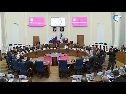 На оперативном совещании в Правительстве области обсудили итоги голосования и организацию процесса