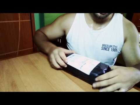 unboxing zuk z2 bangood Brasil
