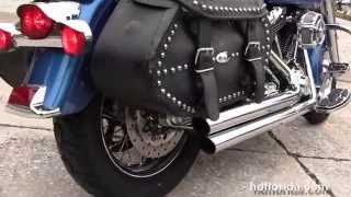10. 2005 Harley Davidson Heritage Softail Classic  - Used Motorcycles for sale