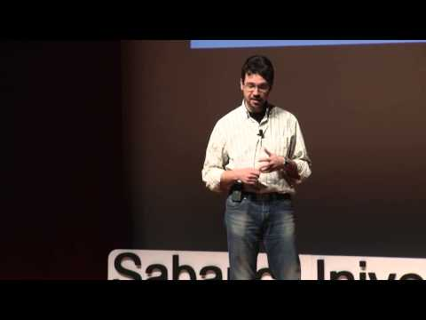 The missing balance between arts and entertainment: George Christopoulos at TEDxSabanciUniversity