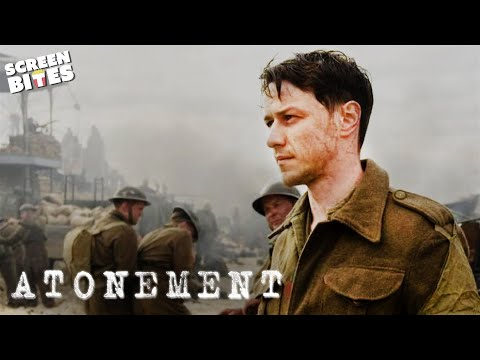 Atonement - Official Trailer (HD) Keira Knightley, James McAvoy, Brenda Blethyn
