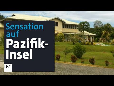 Papua-Neuguinea/Samoa: Wo im Pazifik deutsch gesproch ...