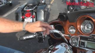 Features Of A Harley Davidson Cruiser&Tips On Long Rides