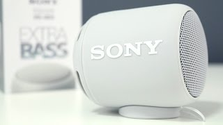 Sony SRS-XB10 Extra Bass Portable Speaker Review
