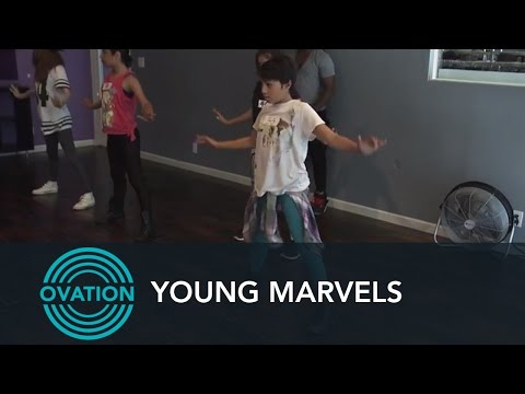 Young Marvels - Sophia's Big Audition