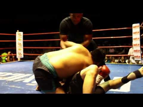 0 Jacob Salas Muay Thai Fighter Pro World Title USA Vs Mexico by Estevan Oriol