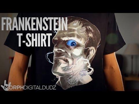 MorphDigitalDudz - Frankenstein Tshirt