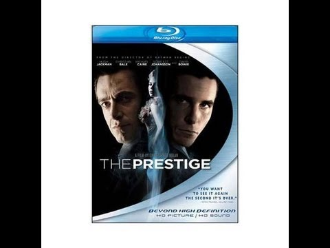The Prestige Blu-Ray Unboxing