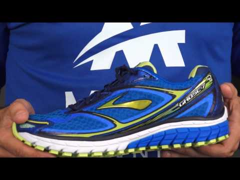 Review zapatilla running Brooks Ghost 7 (hombre)