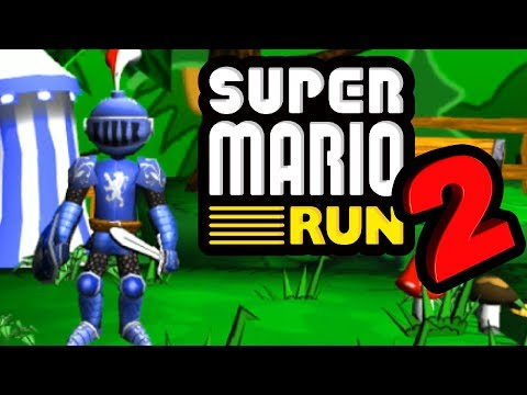 SUPER MARIO RUN 2!?   Knight Adventure Gameplay   Full Indie Game Playthrough and Review