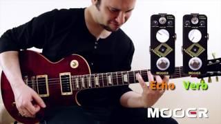 Mooer Echoverb Video