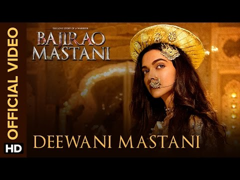 Deewani Mastani  Song Video lyrics | Bajirao Mastani | Shreya Ghoshal |Ranveer S...